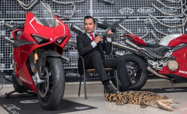 Hanya 2 Unit di Indonesia, Ducati Panigale V4 R Dibanderol Rp2,5 Miliar Off The Road