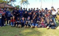 HUT ke-1 dan Deklarasi Nusantara Max Series (NMS) Sukabumi Dihadiri Ratusan Bikers