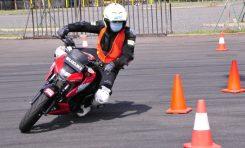 Gandeng IDDC, Kemenhub Gelar Pelatihan 'Safety Riding' Untuk Advance Rider