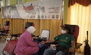 Libatkan Bikers, Kolaborasi Komunitas Indonesia Timur Gelar Donor Darah Serentak di 58 Kota/Kabupaten