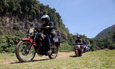 Komunitas LA 32 RIDERS, Wadah Nostalgia Lintas Angkatan STP-IISIP Jakarta