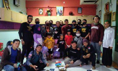 Bikers MOT15 Indonesia Chapter Jakarta Raya Antusias Ikuti Baksos