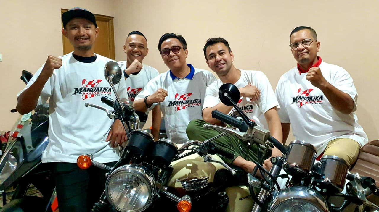 Mandalika Racing Team Indonesia (MRTI) Rekrut Raffi Ahmad, Timbulkan Pro dan Kontra