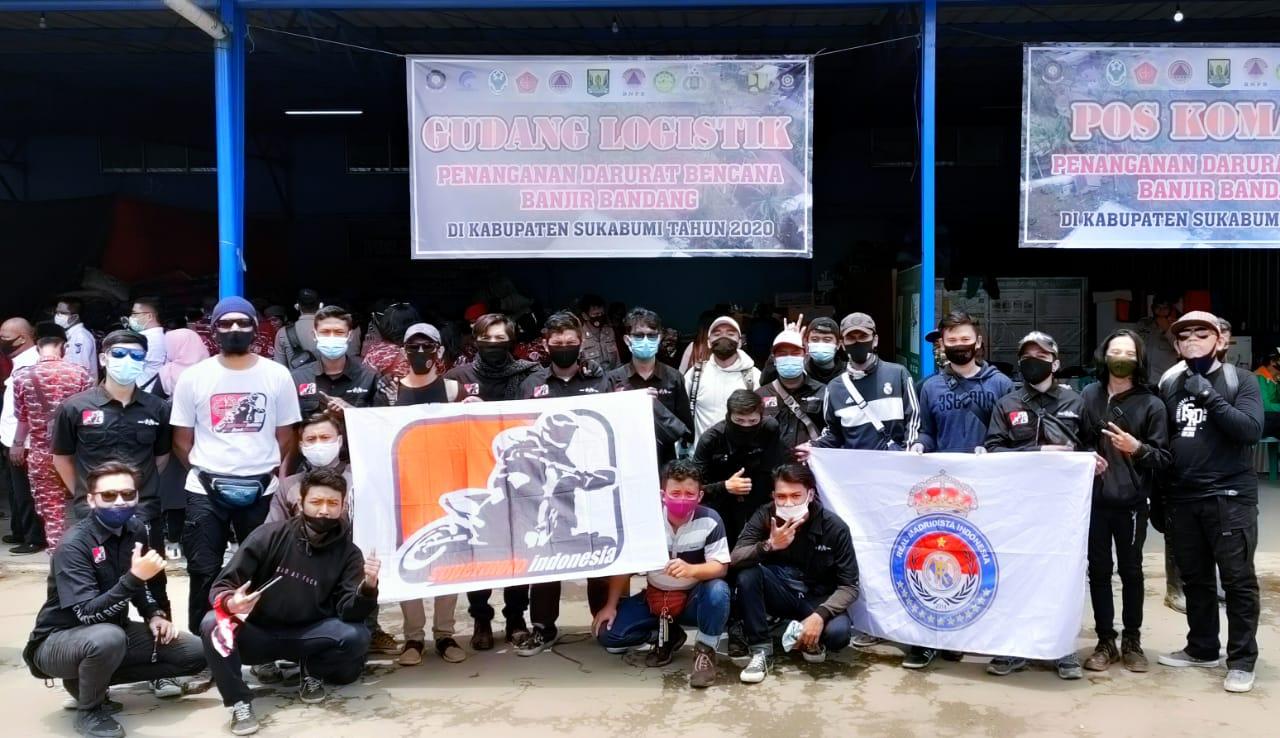 SMI Jakarta dan SMI Depok Sunmori Sambil Baksos