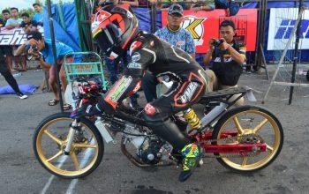 Seri 2 Java AMRF Erzhet Drag Bike Series 2020 Buka Kelas Bergengsi