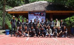 Ride and Camp Ala Supermoto Indonesia (SMI) Ambon