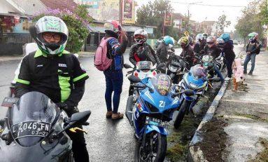 SUGOI Sidoarjo Touring Wajib Bareng SUGOI Malang dan SUGOI Surabaya
