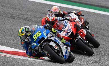 Mulai Sekarang Jangan Remehkan Suzuki di MotoGP