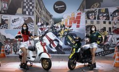 Piaggio Indonesia Luncurkan Vespa Racing Sixties Limited Edition