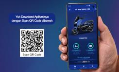 Fitur Terbaru Aplikasi Y-Connect Permudah Bikers Pantau 'Kesehatan' All New NMax 155