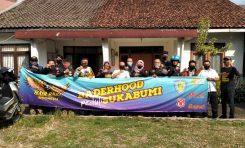 Baderhood Peduli Sukabumi, Cara Baru Bikers Galang Donasi