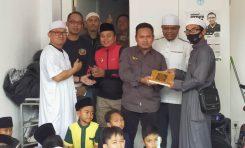 Honda ADV Indonesia (HAI) Cianjur Baksos, Santuni Anak Yatim dan Sumbang Al-Quran