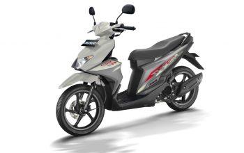 Suzuki Rilis Warna Terbaru Nex II
