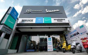 Piaggio Indonesia Semakin Mentereng di Jawa Tengah