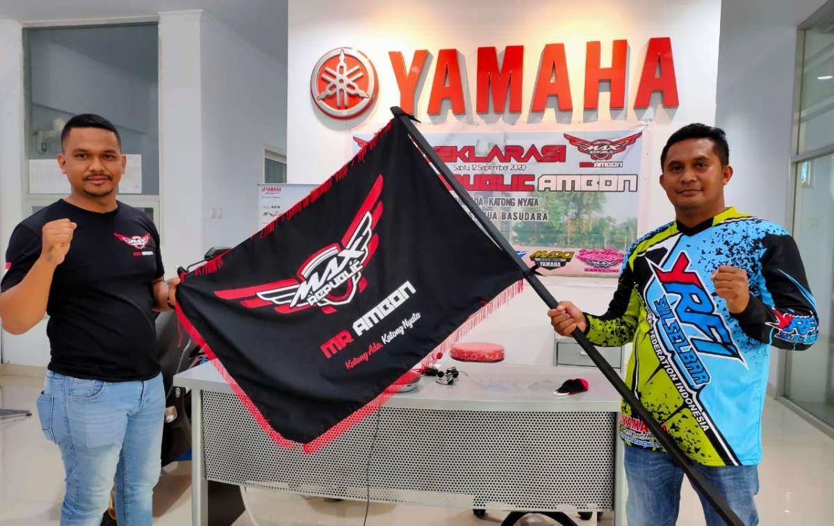 Max Republic Ambon (MRA) Resmi Deklarasi