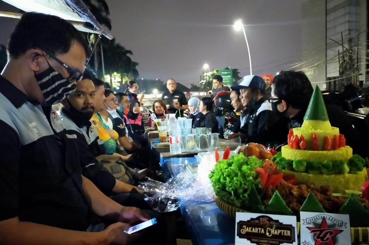 Thunder Community Indonesia (TCI) Jakarta Tetap Eksis di Usia 15 Tahun