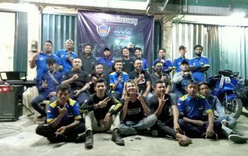 Suzuki GSX Owner Indonesia (SUGOI) Bekasi Ganti Ketua di Ulang Tahun Pertamanya