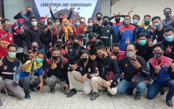 Komunitas Bekasi Lexi Owner Group (BLOG) Rayakan Ulang Tahun ke-2