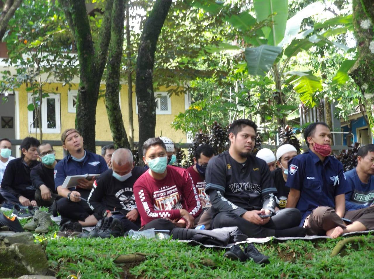 Muslim Biker Indonesia Chapter Tangerang (MBICT) Kembali Berteman dengan Alam