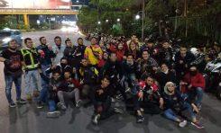 Malam Santuy Bareng Bekasi Lexi Owner Group (BLOG) dan Aerox 155 Riders Club Indonesia (ARCI) Bekasi
