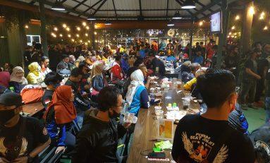 Forum Bikers Bikin Kopdargab Langsung Ambyar, Hadir Bikers dari Sumatera