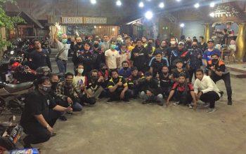 Silaturahmi Bikers Suzuki Bekasi Satukan Visi Misi SMC Bekasi Raya