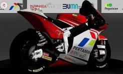 Resmi! Mandalika Racing Team (MRT) Jadi Tim Indonesia di MotoGP 2021