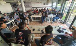 Honda ADV Indonesia (HAI) Depok Gelar Mubes, Ketua Lama Terpilih Lagi