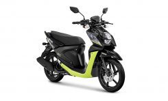 3 Pilihan Warna Baru Yamaha X-Ride 125, Bikin Bikers Makin Stylish