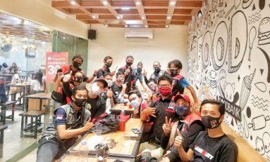 Yamaha Lexi Community Jakarta (YLCJ) Makin Kompak dan Solid dengan Kepengurusan Baru