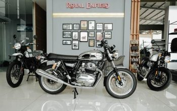 Royal Enfield Tambah 3 Dealer Baru di Indonesia