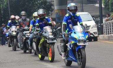 Suzuki Indonesia Mulai Pede Pamer GSX 150