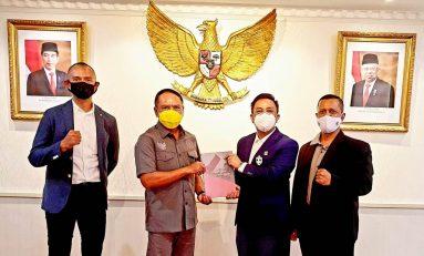 Team MotoGP Indonesia Siap Tampil di GP Mandalika 2021, Dipimpin Menantu Wapres Ma'ruf Amin