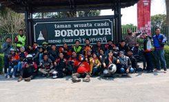 Aerox 155 Riders Club Indonesia (ARCI) Depok Peduli Pendidikan