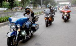 4 Kode Dasar Ini Wajib Diketahui Bikers Saat Touring