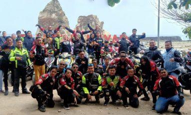 Tourjib 3 ARCI Sukabumi Sambil Lantik Member Baru