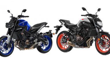 Yamaha Indonesia Luncurkan MT-07 dan MT-09, Harga Ratusan Juta