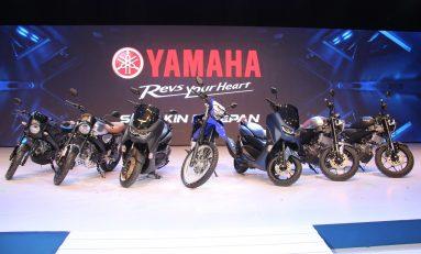 Yamaha Hadirkan Program Spesial dan Cicilan 0%