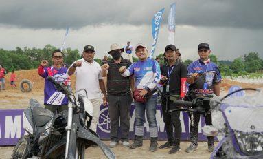 WR 155R Adventure Day Bangka Belitung Banjir Bikers