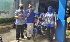 Petugas Keluarga Berencana (KB) Pilih X-Ride Sebagai Motor Dinas