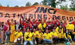 Peringati Hari Sumpah Pemuda 2020, YNCI Takalar Gelar Touring 'Tour De South Sulawesi'