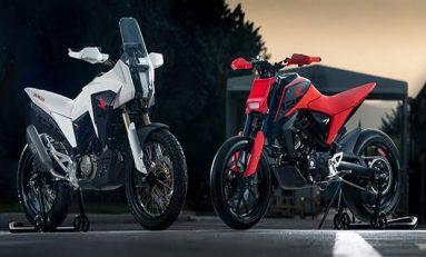 Honda Segera Produksi CB125X dan CB125M