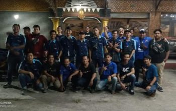 FU150 Owners Club (FOC) Bekasi Makin Mesra dengan Addressia WK3 Bekasi Raya