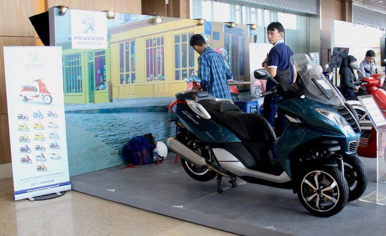 Mahindra Beli 100% Saham Peugeot Motorcycle, Siapkan 7 Model Baru