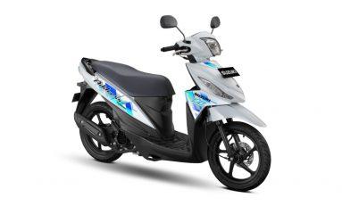 Suzuki Address FI Tampil Baru, Kini Hadir dengan Ban Tubeless