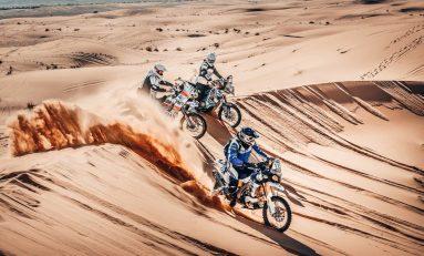 Reli Dakar Arab Saudi 2020: Trek Didominasi Gurun Pasir. Berikut Rutenya