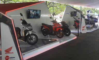 Hadir di Bandung, Honda Premium Matic Day 2019 Meriahkan HUT Jawa Barat ke-74