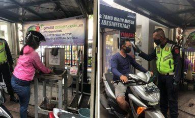 Dealer Yamaha Jabodetabek Kembali Beroperasi