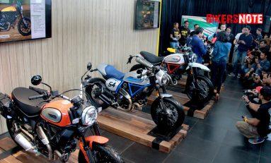 Penjualan Ducati Naik Tipis, Laris Juga di Cina