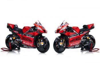 Tampilan Baru Ducati Desmosedici GP20 Untuk MotoGP 2020
